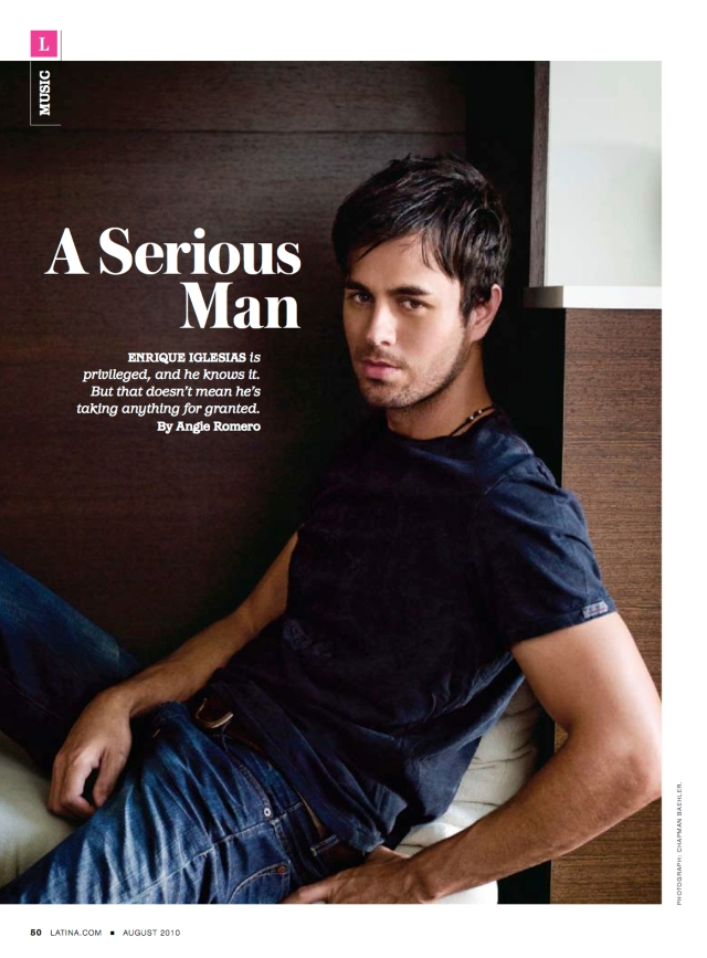 August 2010 issue of Latina magazine