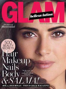 Glam-Latina-Summer-Cover-Salma-Hayek-Pinault