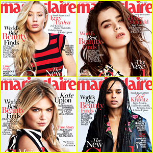 Marie Claire global beauty issue 2015
